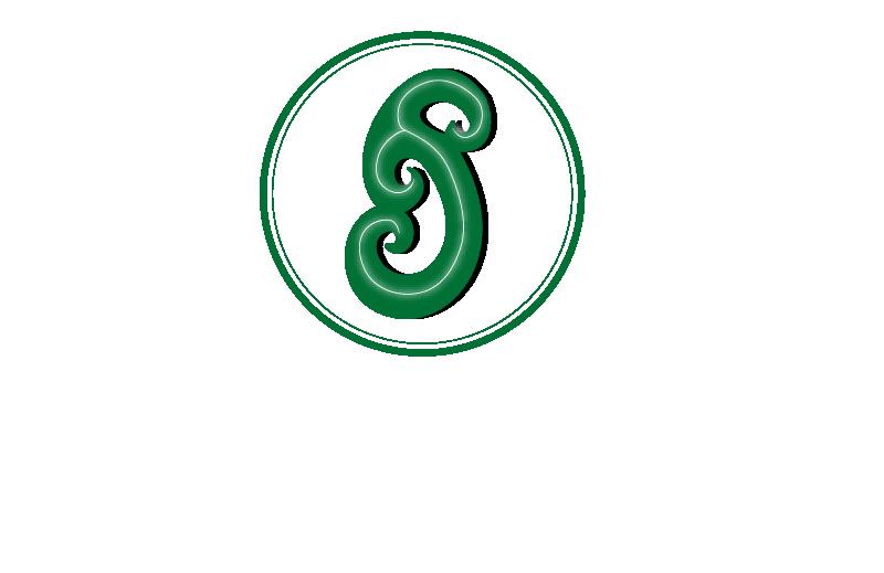 Takutai Rere Jade logo white